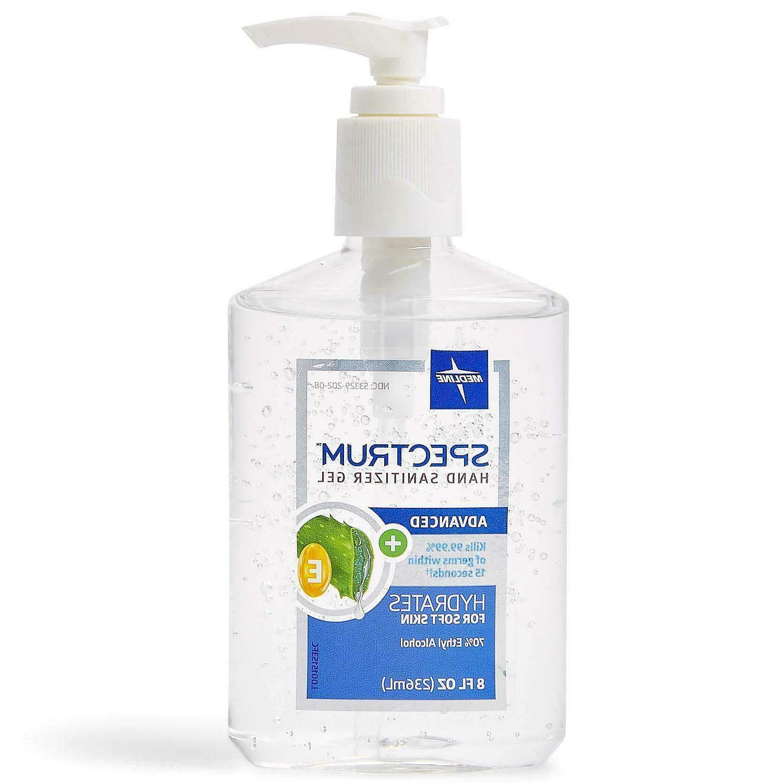 Medline Sanitiser 8oz - 2