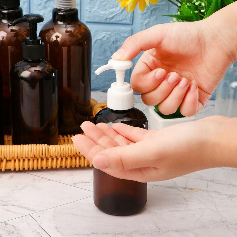Supplies Hand Foaming Bottle Dispenser Pump Container