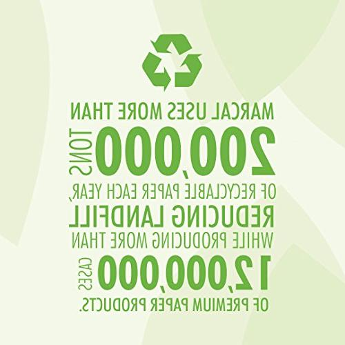 Marcal Paper Towels Recycled of Individually Green