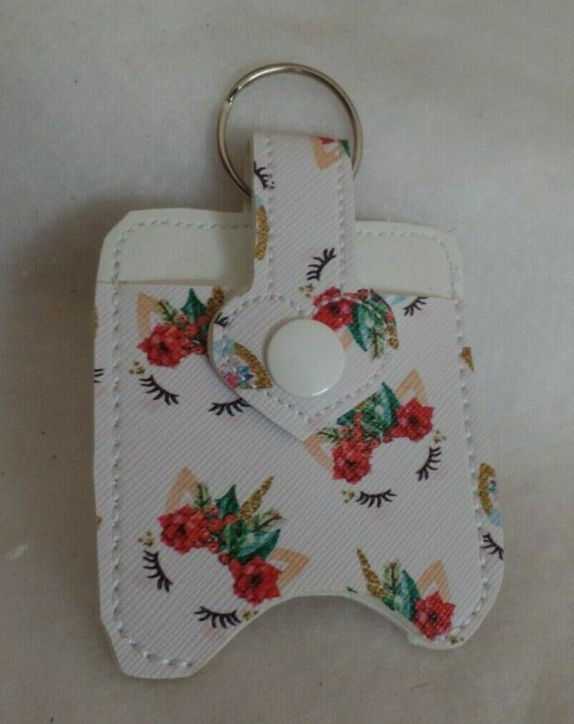 unicorn face hand sanitizer holder free shipping