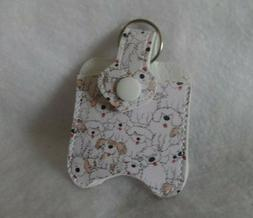Lots of Dogs Hand Sanitizer Holder Free Shipping