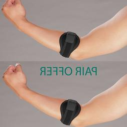 Solace Care Medical Tennis Elbow Support Extra Silicon Gel P