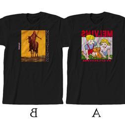 Melvins - Lysol American Rock Metal Band T-shirt New 100% Co