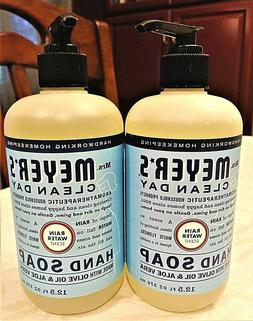 Mrs. Meyer's - Clean Day Liquid Hand Soap Rain Water - 12.5