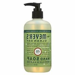 MRS. MEYER'S HAND SOAP,LIQ,IOWA PINE, 12.5 FZ, 6 PACK