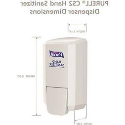 NEW Purell 4121-06 Hand Sanitizer Dispenser, Wall Mount