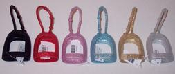 NEW! Bath & Body Works PocketBac Hand Sanitizer Gel Holder *