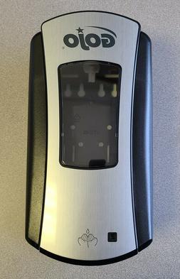 "NEW GOJO LTX-12 ""ADA"" Touch Free Dispenser Chrome/Black 1919"