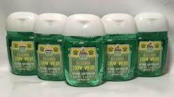 NEW Lot Of 5 Bath & Body Works VANILLA BEAN NOEL Pocketbac H