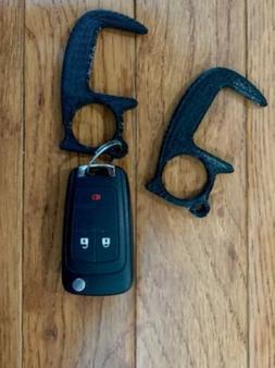 No touch door/button Keychain hook To Help Keep Hands Saniti