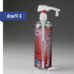 Germstar Noro 16oz Hand Sanitizer Pump Bottles, Kills Noro V