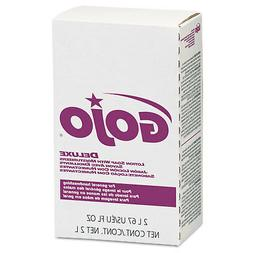 Gojo NXT Deluxe Lotion Soap w/Moisturizers Floral Pink 2000m