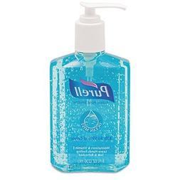Ocean Mist Instant Hand Sanitizer, 8oz Pump Bottle, Blue, So