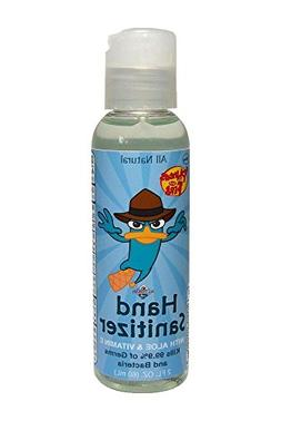All Terrain Phineas and Ferb Natural Hand Sanitizer with Alo