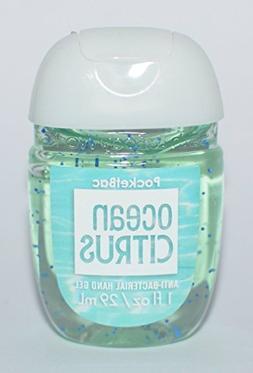 Bath & Body Works PocketBac Hand Gel Ocean Citrus