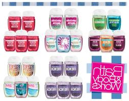 Bath and Body Works PocketBac Hand Sanitizer Gel,SAVE up to
