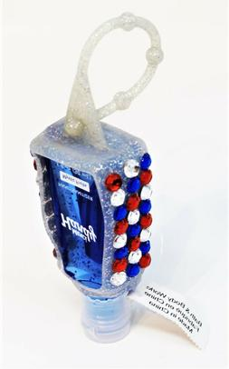 Bath & Body Works Pocketbac Holder Patriotic Red, White & Bl