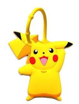 Pokemon Pikachu PVC Travel Poketbac Lotion Hand Gel Sanitize