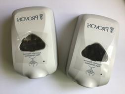 GOJO Provon 2745-01 Soap Dispenser Touch Free / Lot Of 2