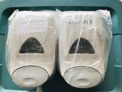 Provon Gojo FMX-12 Manual Soap Dispenser Dove Gray 2 Pieces