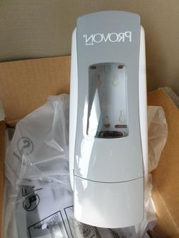 PROVON GOJO SOAP DISPENSERS ADX-7  6/700 ML GRAY/WHITE LOT-