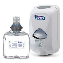 PURELL Advanced Hand Sanitizer Foam TFX Starter Kit, 1-1200