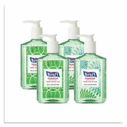 Purell Instant Hand Sanitizer w/Aloe, 8-oz Bottles, 24 Bottl