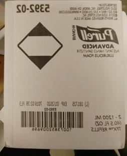 Purell TFX Instant Hand Sanitizer Foam Refill, 1200 ml -- 2