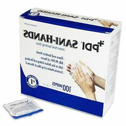 PDI Sani-Hands Instant Hand Sanitizing Wipes Individual Pack
