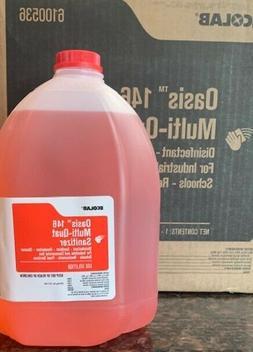 Ecolab SanitizerOasis 146 Multi-Quat Sanitizer  EPA-regist