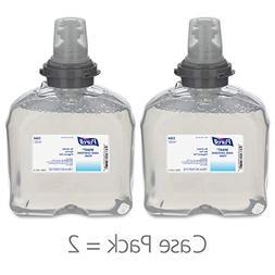 PURELL TFX SF607 Hand Sanitizer Foam Refill, Fragrance Free,