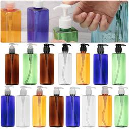 Shower Gel Hand Sanitizer Liquid Soap Dispenser Pump Contain