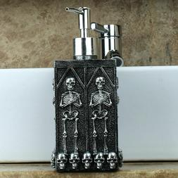 Skull Shower Gel Bottle Liquid Soap Dispenser Pump Hand Sani