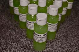 strong and pure organic hand sanitizer made