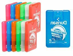 Durisan Travel Size Hand Sanitizer Spray, Credit Card - Asso