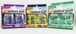 Travel Size Hand Sanitizer with Moisturizers, Vitamin E & Al