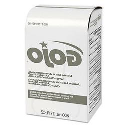 ultra mild lotion soap w chloroxylenol refill