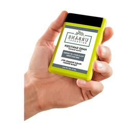 Urbane Antibacterial Pocket Hand Sanitizer .6oz 6/Pack