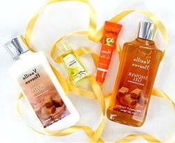 Vital Luxury Signature Vanilla Heaven Body Lotion and Shower