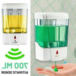 Wall Mount IR Automatic Liquid Soap Sanitizer Dispenser 700M