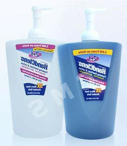 Woodward's HandClens 2-in-1 Foaming Sanitizer & Lotion Pump