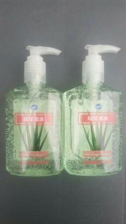 X2 Kroger Sanitize 8 oz With Mousterizers & Vitamin E Hands