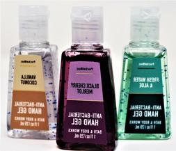 x3 Bath Body Works Pocketbac Hand Sanitizer Anti Bacterial G