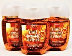 x3 Bath Body Works Pocketbac Hand Sanitizer Anti Bac Gel MAR